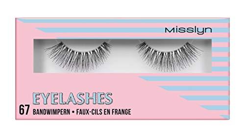 Misslyn Eyelashes Eye Love My Lashes, 2 Stück