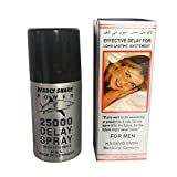Best Delay Sprays - Deadly Shark 25000 Delay Spray for Mens Review