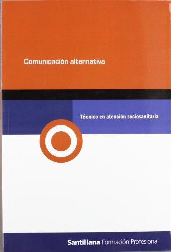 Módulo comunicación alternativa, técnico en atención sociosanitaria, formación profesional