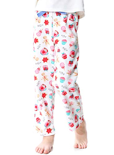 Image of Yummy Sweets Cupcake Pajama Pants for Girls - See More Prints