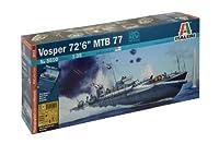 タミヤ イタレリ 1/35 魚雷艇シリーズ 5610 イギリス海軍魚雷艇 ボスパー (エッチングパーツ/写真資料集付き) 37110