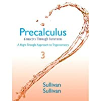 Precalculus: Concepts Through Functions A Right Triangle Approach to Trigonometry (3rd Edition)【洋書】 [並行輸入品]