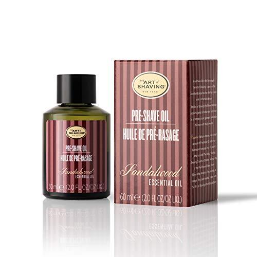 The Art Of Shaving Pre Shave Oil - Sandalwood Essential Oil (For All Skin Types) 60ml