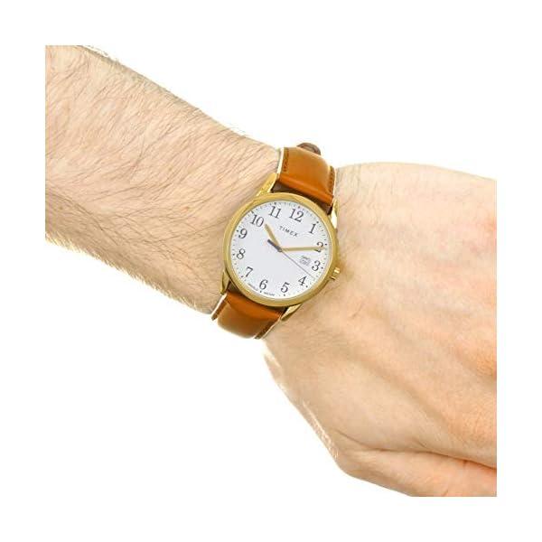 Timex Reloj Analógico para Unisex Adultos de Automático con Correa en
