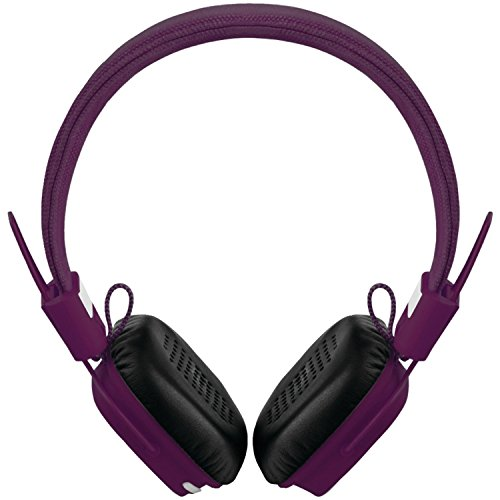 Outdoor Tech OT1400 Privates - Wireless Bluetooth Headphones with Touch Control (Purplish)