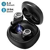 Bluetooth Kopfhrer, Mpow Kopfhrer Kabellos in Ear Ohrhrer Bluetooth 5.0 Headset Sport Wireless...