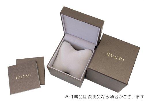 [グッチ]腕時計1900ブラック文字盤YA019517並行輸入品シルバー