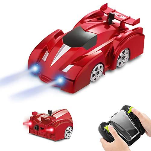 Cocopa Ferngesteuertes Auto, Wandklettern RC Auto 360 ° Drehbare Stunt Cars USB Wiederaufladbare Fernbedienung Spielzeug Autos Geschenke für Jungen Mädchen Geburtstag(Geeignet für über 8 Jahre alt)
