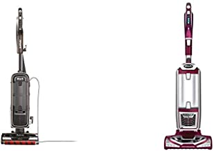 Shark APEX Upright Vacuum with DuoClean for Carpet and HardFloor Cleaning & Powered Lift-Away with Hand Vacuum & Rotator Powered Lift-Away TruePet Upright Vacuum, Mini-Motorized Brush, Bordeaux