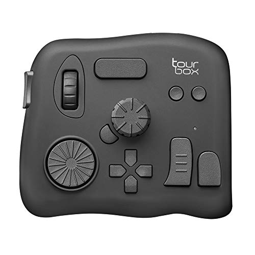 TourBox NEO——New Generation Productivity Tool.The Ultimate Tool For Creators Applying for image, video, audio, drawing editting and creating. Compatible with Photoshop, Lightroom, Premiere, Clip Studio Paint, Final Cut Pro, etc. Using TourBox Creative Controller to lift your work to a new level