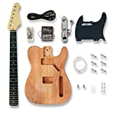 Best Guitar Kits - DIY Electric Guitar Kits for TL Style, okoume Review