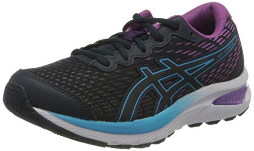 ASICS Gel-Cumulus 22 GS Laufschuh, French Blue Digital Grape, 34.5 EU