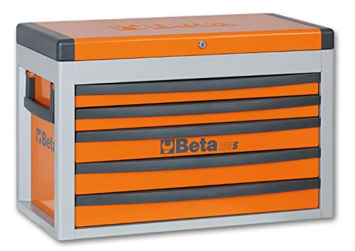 Beta C23 S-O Draagbare Gereedschapskist - Oranje