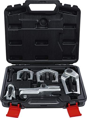 Kraftmann 9396 | Juego de extractores/herramientas para rótulas | 5 piezas
