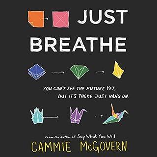 Page de couverture de Just Breathe