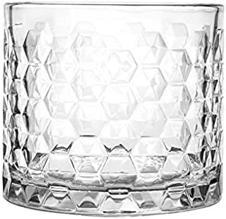 Libbey 6044-3-Wick Hexagon Cylinder Jar Case of 12