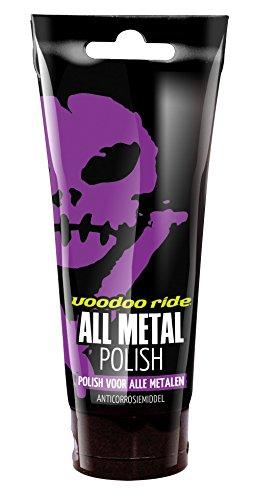 Voodoo Ride VR150101 All Polish 150ml-Rnovateur Tous mtaux, Purple