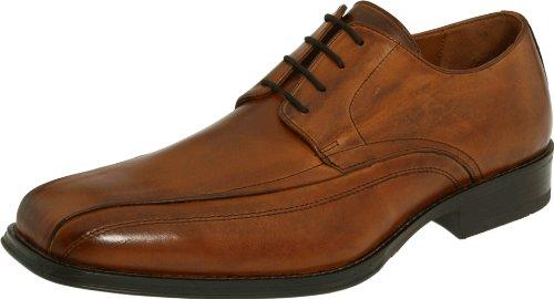 Big Sale Johnston & Murphy Men's Harding Oxford,Tan Italian Calfskin,9.5 M US