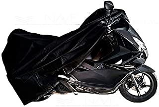 Capa para moto impermeável e forrada M
