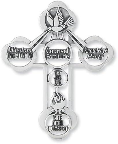 comprar barato Gifts of the the the Holy Spirit Message Cross 3.75 in. x 4.75 in. by Specialty Products  Todo en alta calidad y bajo precio.