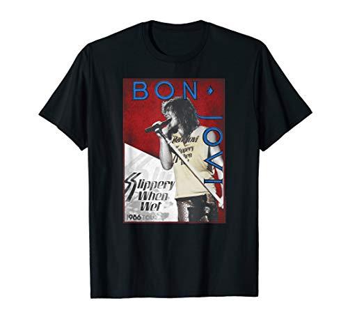 Bon Jovi 86 Tour T-Shirt