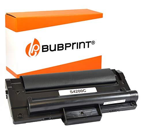 Bubprint Cartuccia Toner compatibile per Samsung SCX-D4200A/ELS per SCX-4200 SCX-4200F SCX-4200R 3,000 Pagine Nero