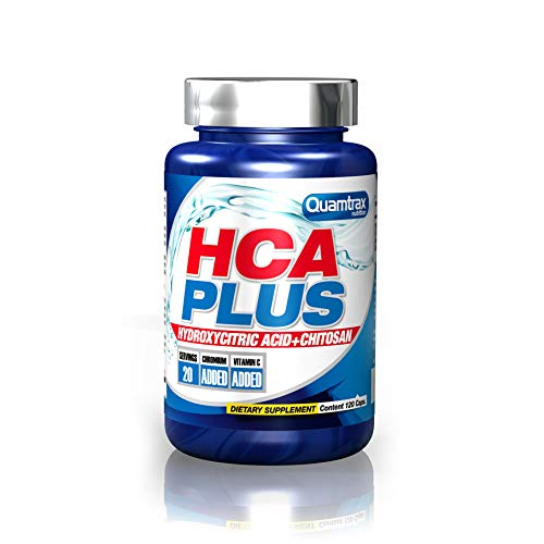 Quamtrax Nutrition Hca Plus - 120 Cápsulas