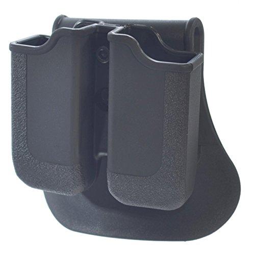 IMI Defense Doppel Magazintasche passend für Glock 17/19/22/23/26/27/31/32/33/34/35/37/38/39
