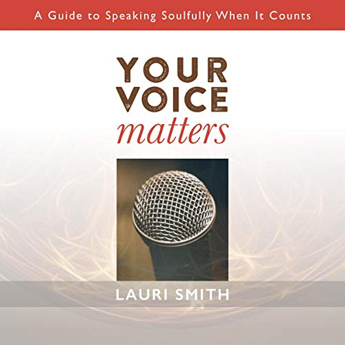 Your Voice Matters audiobook cover art