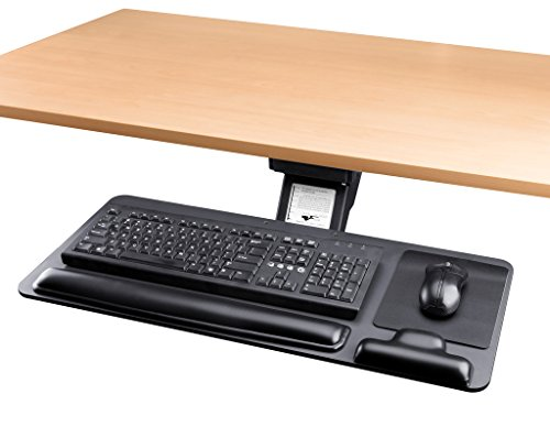 Cartmay Adjustable Keyboard Tray