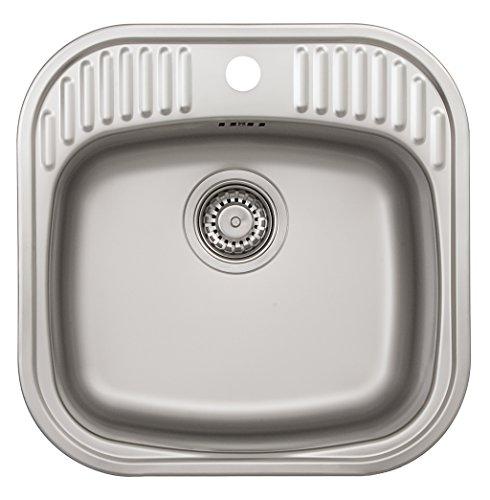 Rieber E 47 72021401 - Lavello a una vasca