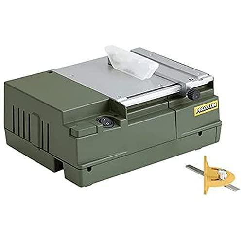 プロクソン(PROXXON) ミニサーキュラソウテーブルEX NEXモデル小型卓上丸鋸盤 薄板材の精密切断に最適 No.27006