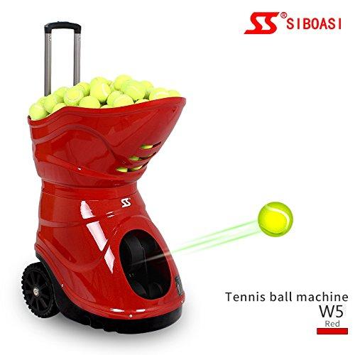 Tingasports Balle de tennis machine W5