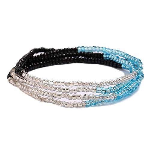 Cadena de cintura creativa de la moda de los granos de la joyería de la cintura de la