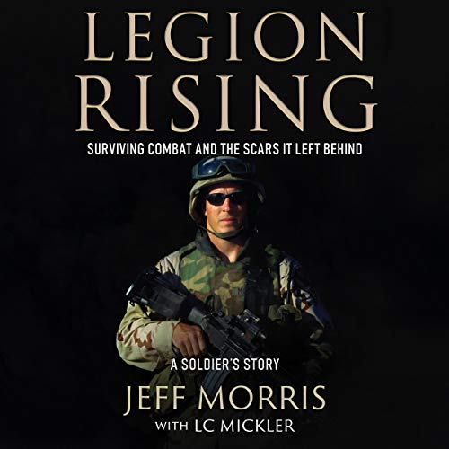 Legion Rising cover art