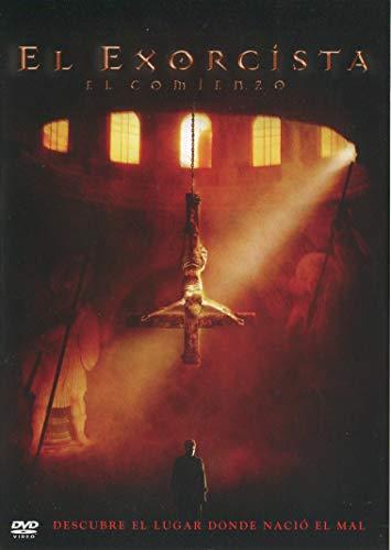 EL EXORCISTA -EL COMIENZO DVD
