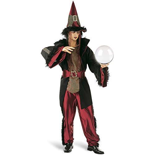 Disfraz de brujo Dacha, para adultos.