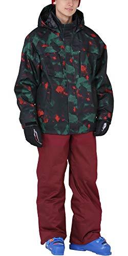 PONTAPES(ポンタぺス) スキーウェア 上下セット 全9色 メンズ レディース 6サイズ POSKI-127 POSKI-PR5 XXL...
