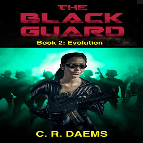 The Black Guard: Evolution cover art