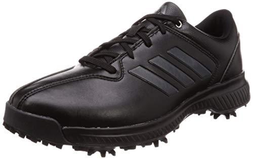 adidas CP Traxion, Chaussures de Golf Homme, Noir (Negro...