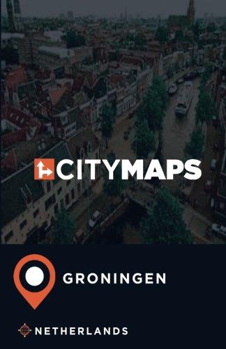 City Maps Groningen Netherlands