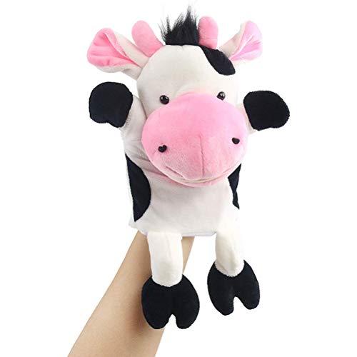 Dan&Dre Juguete de juguete de juguete para teatro, diseño de vaca de cocodrilo
