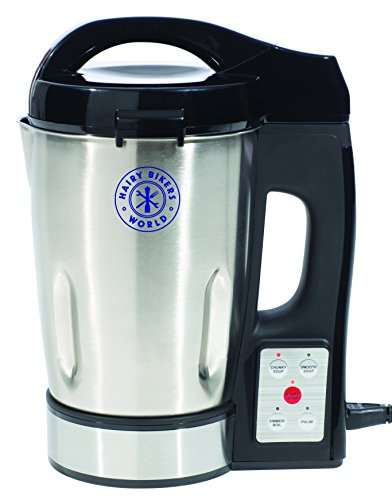 Picture of Hairy Bikers Stainless Steel Reliable Robust Healthy Soup Maker & Juicer