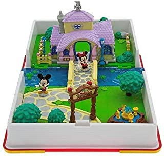 Disney Parks Exclusive - Storybook Playset - Minnie Mouse