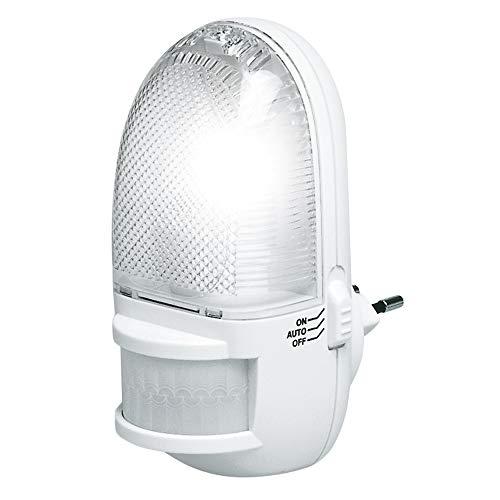 REV Ritter 0037161 LED - Nachtlicht mit Bewegungsmelder, weiß