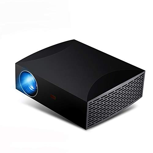 Xxw Vivicine F30 1920X1080 Full HD Projector, HDMI USB PC 1080p LED Home Multimedia Video Game Projector Proyector