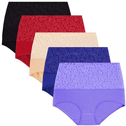 YaShaer Ladies Underwear Cotton ...
