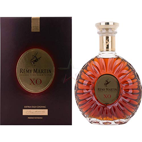 Remy Martin XO Extra Old Cognac 40,00% 0,70 Liter