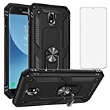Phone Case for Samsung Galaxy J5 2017 with Tempered Glass