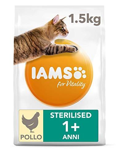 IAMS for Vitality Hairball Control per Il Fastidio dei Boli...